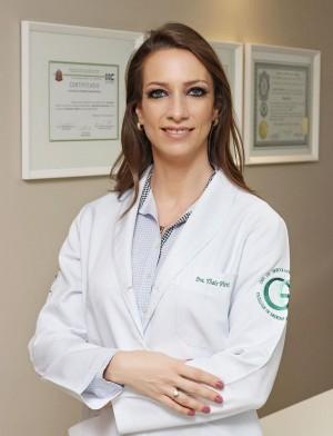 Dra. Thais Vitti.